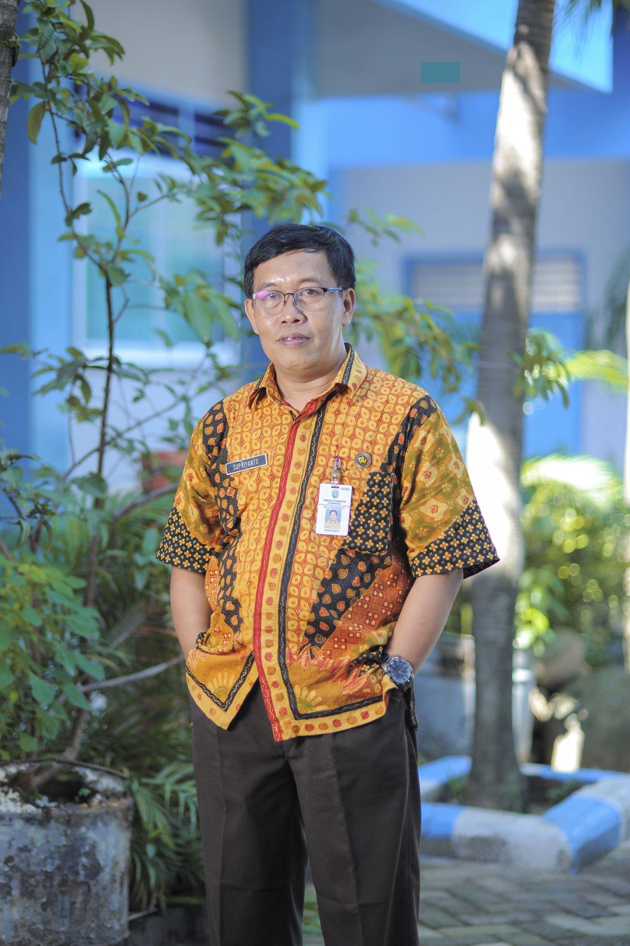 Supriyanto, S.Pd.