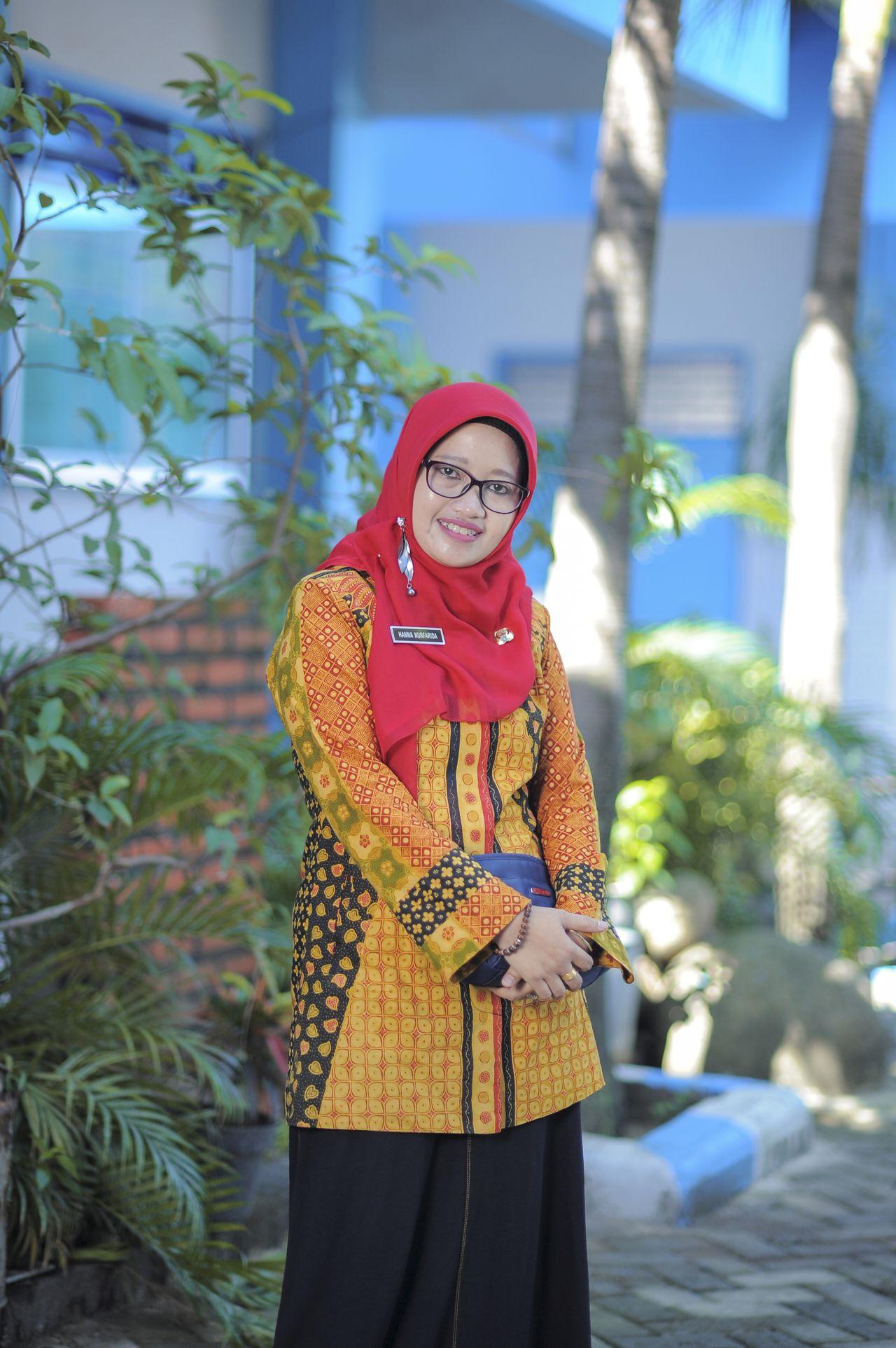 Hanna Nurfarida, M.Pd.